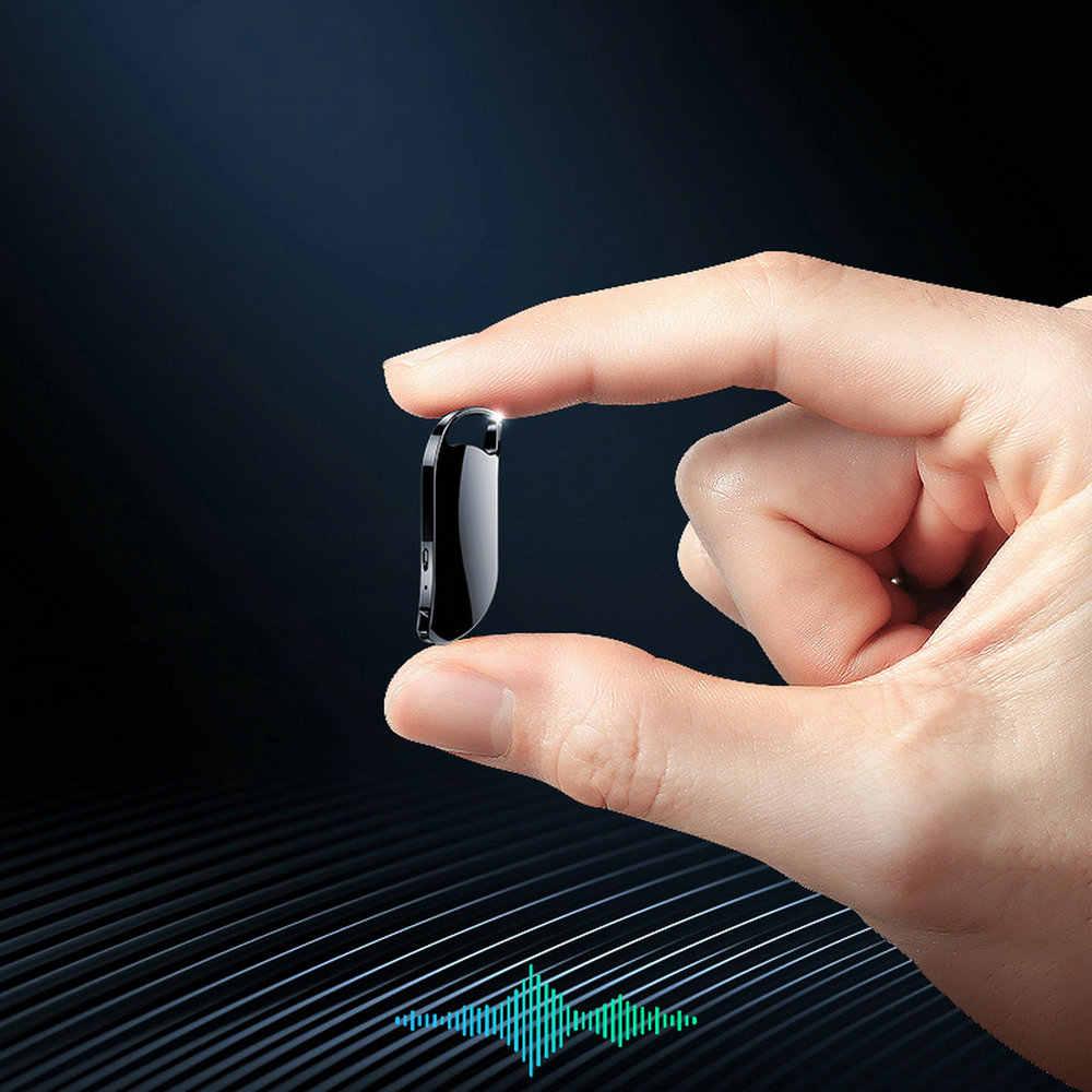 Keychain קול מקליט 32GB 64GB קול הופעל HD הקלטה ארוך חיי סוללה אודיו הקלטת מכשיר עבור הרצאות ראיונות
