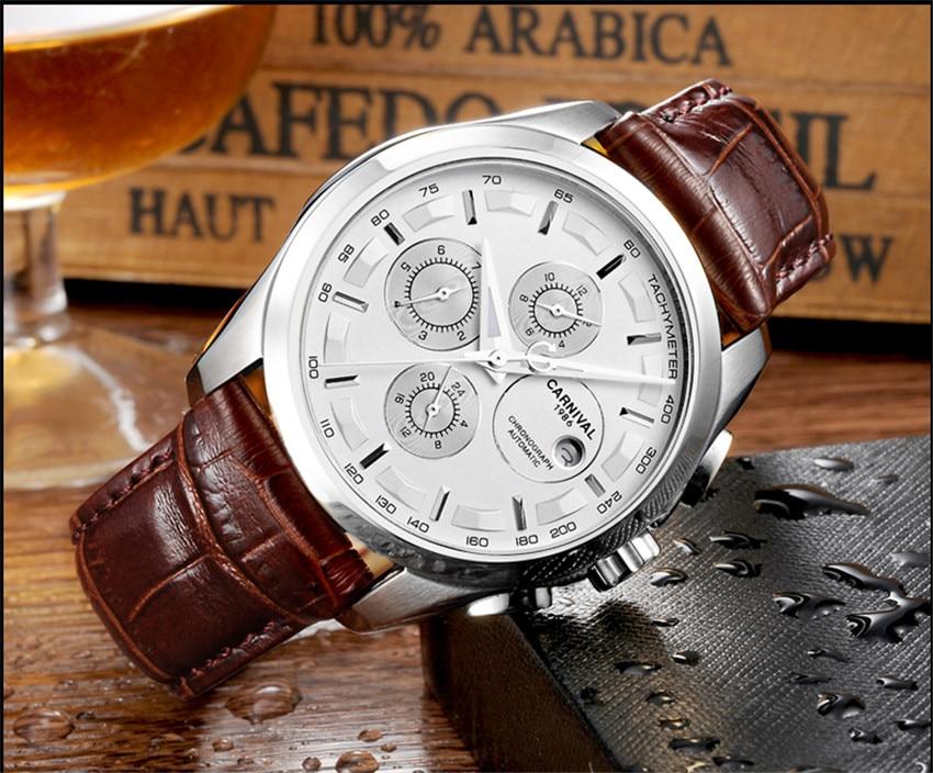 moda casual relógios de pulso relogio masculino