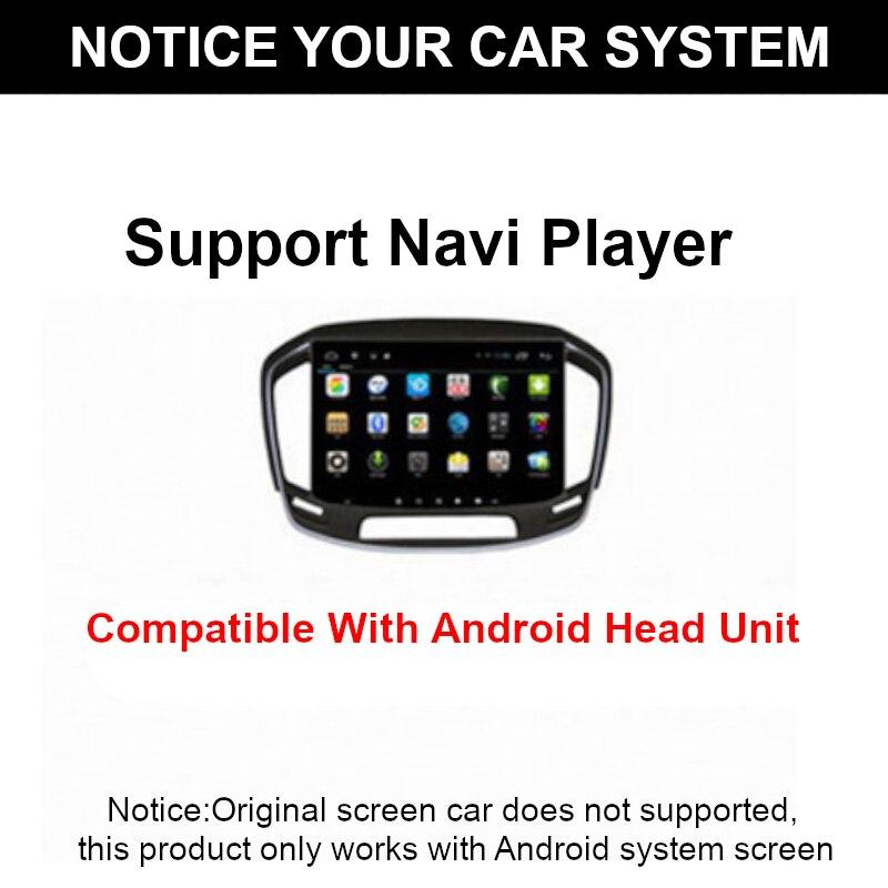 Lien de voiture Dongle USB lecteur de Navigation Portable Plug-Play automatique lien intelligent Dongle pour Apple CarPlay système Android lien intelligent GPS - 2
