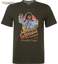 Sexual Chocolate 88 World Tour Randy Watson Eddie Murphy Movie T-Shirt Clothing  Cool Casual pride t shirt men Unisex New