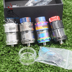 Tank-Atomizer Build Deck Top-Honeycomb-Airflow Kylin V2 Rta-Base Large 3ml/4.5ml