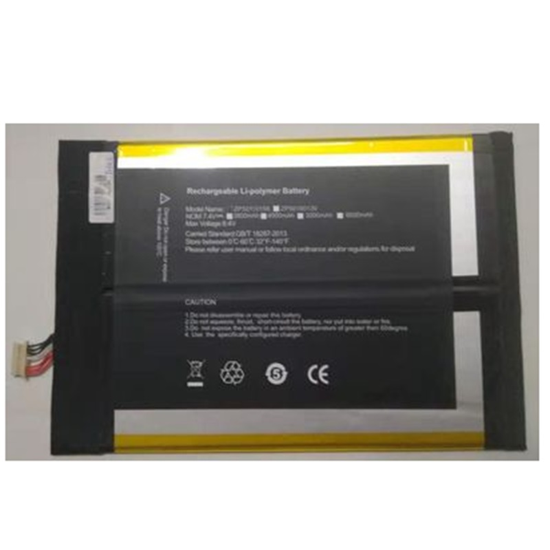 Battery For ALLDOCUBE Cube Knote X Tablet PC Kubi KnoteX New Li-Po Rechargeable Replacement I1302-2871185-2s 7.6V 5500mAh