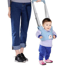 Детский тканый ремень для обучения летняя дышащая веревка ходьбе