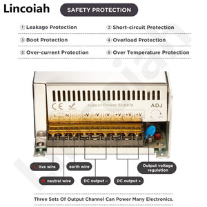 Schaltnetzteil 65 V 18,5 A 1200W AC zu DC SMPS CNC Einstellbare Spannung 65 V Volt für RD6018 RD6018W RD6012 RD6012W