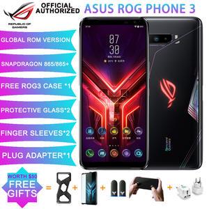 Asus Snapdragon 865 ROG Phone 128gb 5G/CDMA/CDMA2000/.. NFC Quick Charge 3.0/quick Charge 4.0