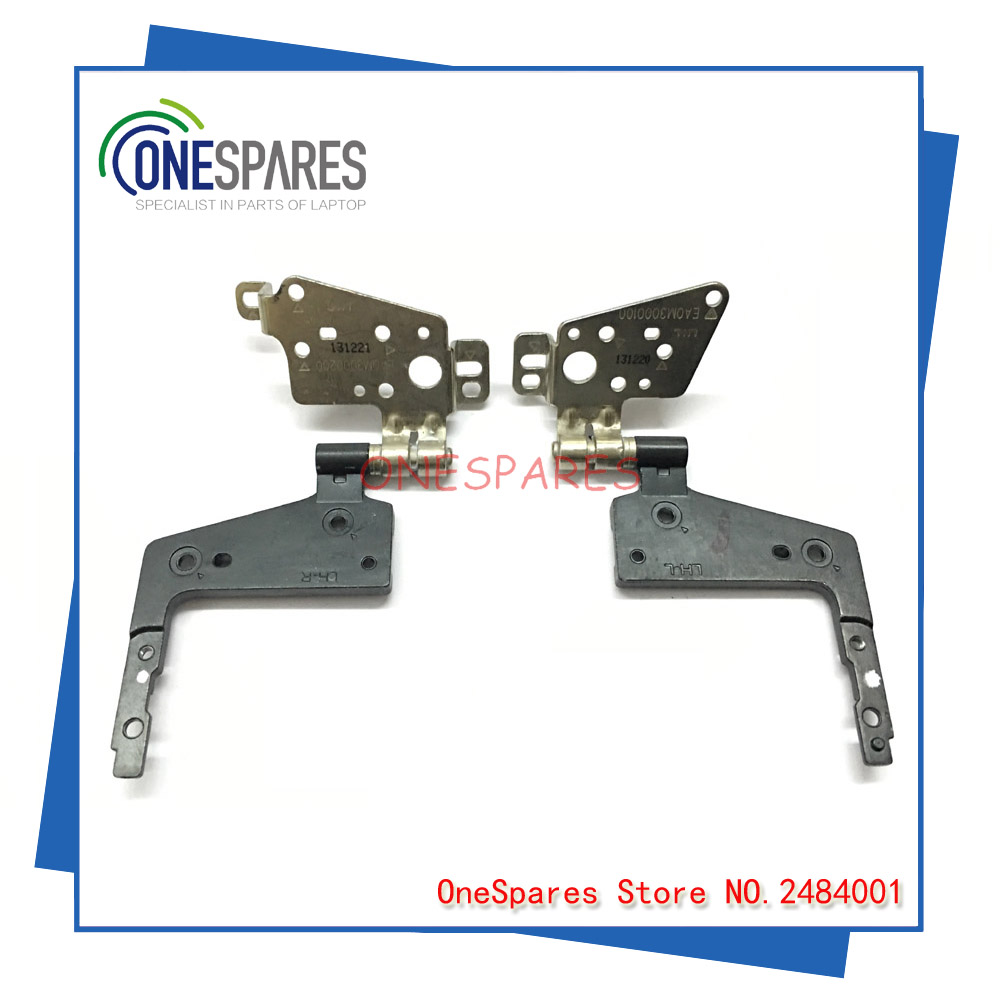 NEW For Dell Latitude E5420 Series LCD Screen support Hinges Hinge set L+R