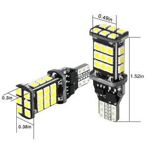 Image 5 - Apktnka 2x t15 w16w canbus led backup luz reversa para kia rio k2 3 ceed sportage sorento cerato alma picanto optima k3
