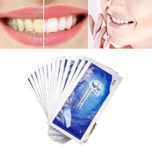 10/5/1pairs 3D Teeth Whitening Strips Stain Removal For Oral Hygiene Clean Double Elastic Bleaching Strip Whitening Tool TSLM1