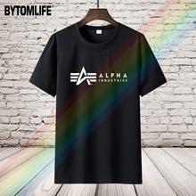 T-shirt à manches courtes quatre saisons pour homme et femme, vêtement de rue, en coton, hauts Hop, 2021