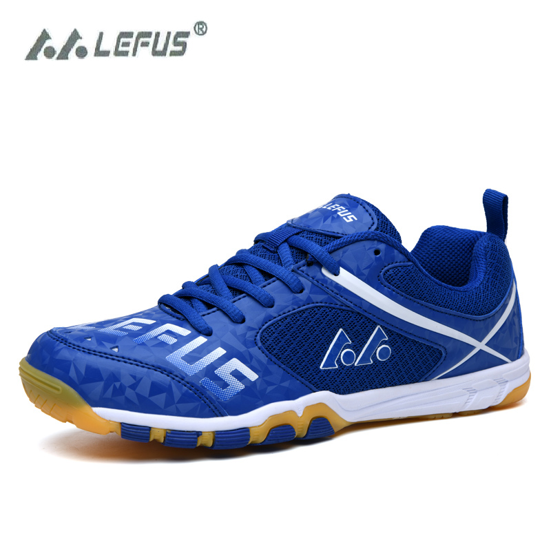 LEFUS 2020 Men Sneakers Badminton Shoes Tennis Volleyball Shoes Table Tennis Shoes Women Sports Professional Training Athletics