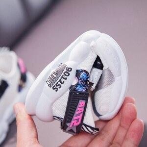 Image 3 - PINSEN 2019 Neue Herbst Turnschuhe Mädchen schuhe Kinder Schuhe Jungen Mode Casual Kinder Schuhe für Mädchen Sport Laufschuhe Kind Schuhe
