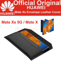 HUAWEI Mate Xs Envelope Leather Cover Genuine Official Original Luxury Wallet Case for HUAWEI Mate Xs X 5G P40 Pro + Mate 30 Pro