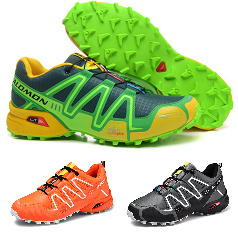 2020 Cycling Shoes Men Mountain Bike Shoe MTB Cycle Non-Locking Bicycle Road Shoes Lockless Bicycle Motocycle Sneakers