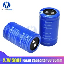 US $2.06 14% OFF|for car Rectifier Super Farad Capacitor 2.7V 500F High current Vehicle Rectifier Low ESR Capacitor Ultracapacitor High Frequency-in Capacitors from Electronic Components & Supplies on AliExpress - 11.11_Double 11_Singles' Day