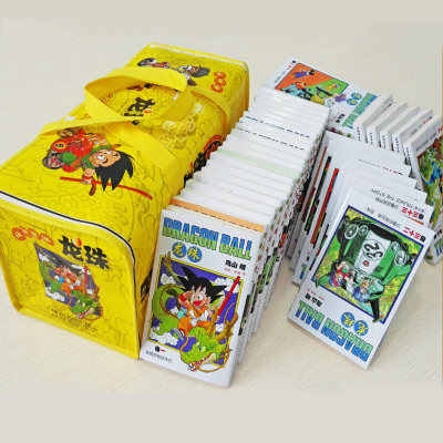 42 Books Dragon Ball Complete Set Toriyama Akira Japan Fantasy Adult Teens Child Manga Cartoon Comic Language Chinese New Literature Fiction Aliexpress
