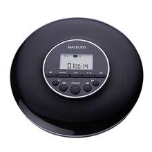 Портативный CD-плеер, для взрослых студентов, детей, персональный компакт-диск, CD-плеер с разъемом для наушников, Walkman с ЖК-дисплеем