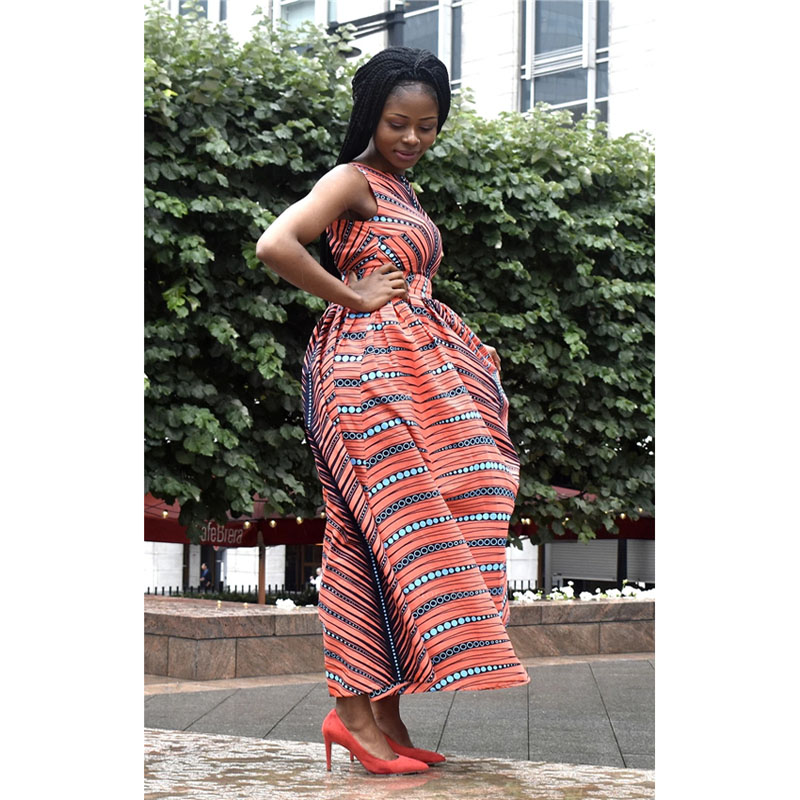 @Nashaly african dress 5