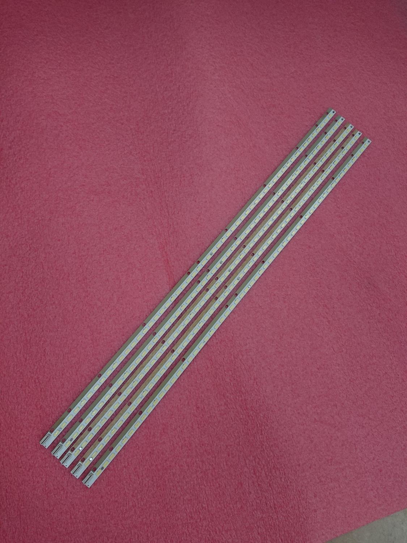 New 5 PCS/lot54LED 535MM LED Strip For  LG 42LA644V KDL-42R500A 6922L-0051A 6920L-0001C 6916L1269A
