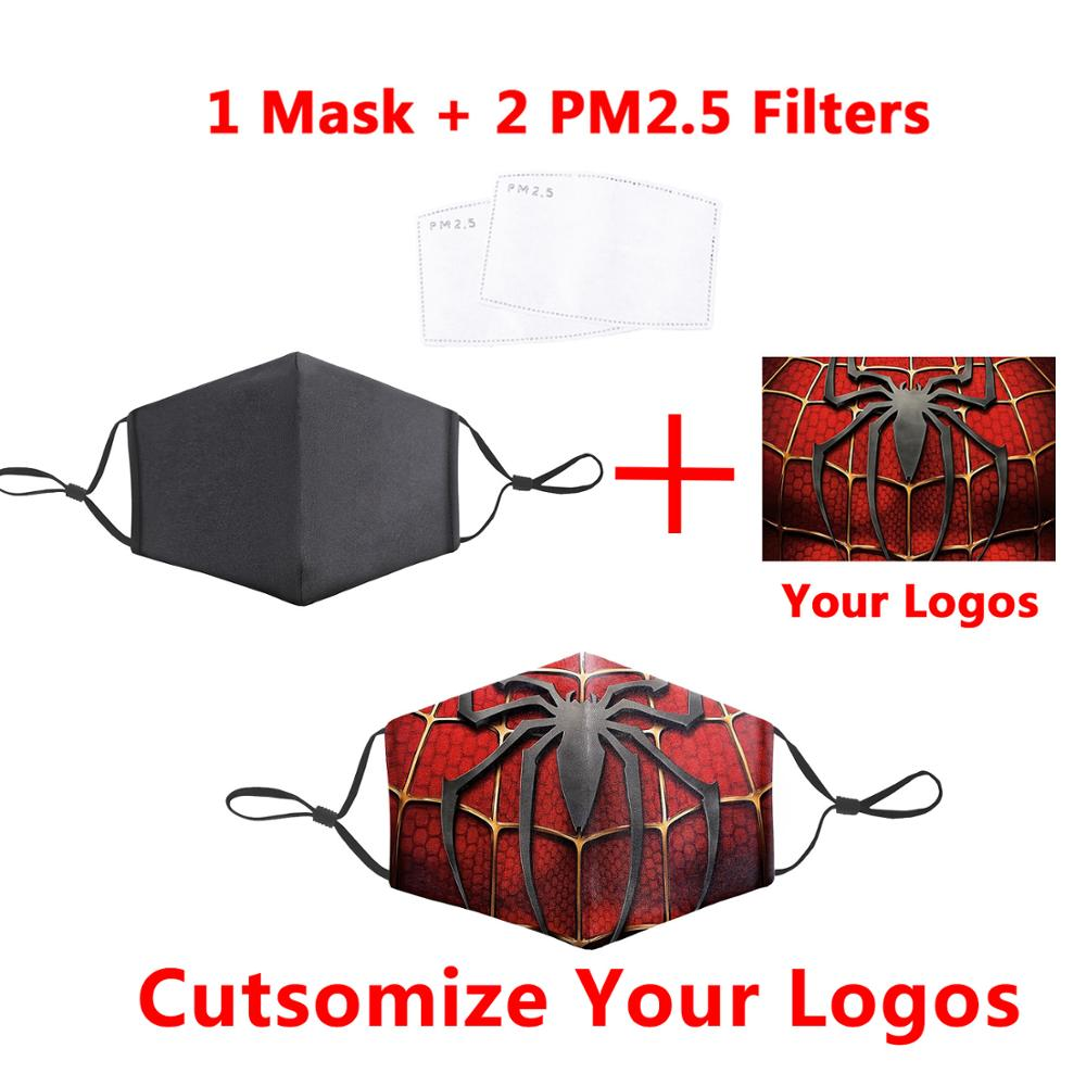 3D Masks PM 2.5 Filters Customize Your Logos And Contact With Us   Only 30 Pcs Or More Can Be Customized