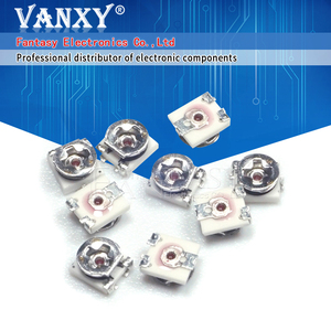 20pcs Trimming resistance 50k ohm 3*3 EVM3ESX50B54 smd Adjustable resistance 3x3 adjustable SMD Potentiometer Resistance