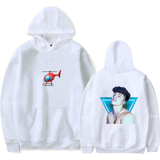 TONY LOPEZ THE HYOE HOUSE THEMED HOODIE (28 VARIAN)