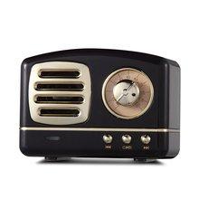 Retro Bluetooth Speaker HM11 altavoz bluetooth tronsmart soundbar Mini Speakers Loudspeaker boombox 3D Stereo HiFi Sound TF аудио колонка bluetooth sruppor tf bluetooth speaker