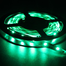 LED Strip Light SMD 2835 12V 5M Stripe Flexible Tape 60LED/M Cold White Warm White Red Green Blue Light Indoor Lighting Strip цена и фото