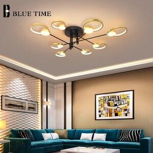 Modern LED Chandelier Lighting