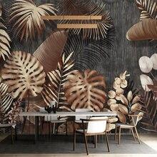 3d настенные фрески на заказ настенная бумага в стиле ретро