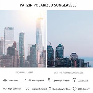 Image 4 - PARZIN Women Sunglasses Polarzied Elegant Lady Vintage Sun Glasses Women For Driving Eyewear Gafas De Sol Okulary