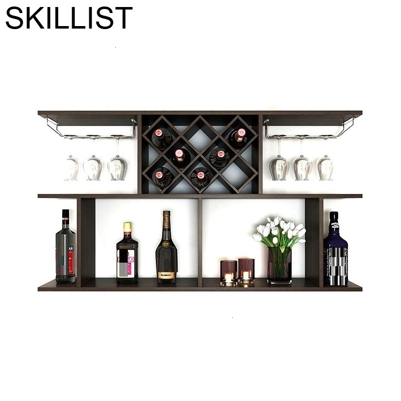 Shelves Rack Kast Adega Vinho Meube Mobili Per La Casa Cocina Salon Armoire Sala Commercial Mueble Bar Furniture Wine Cabinet