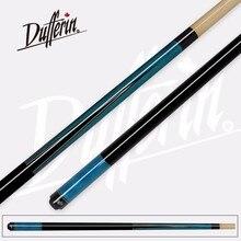 DUFFERIN 1-5 Pool Cue 12.75mm Tip Hard Maple Shaft Five Colors Options Professional Stick For Beginners High Quality Billard