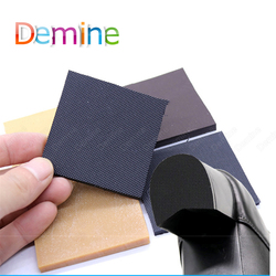 High Heels Shoe Sole Repair Sheet of Rubber Out Soles for Sandles Leather Shoes Heel Pad Anti Slip Replacement Outsoles Insoles