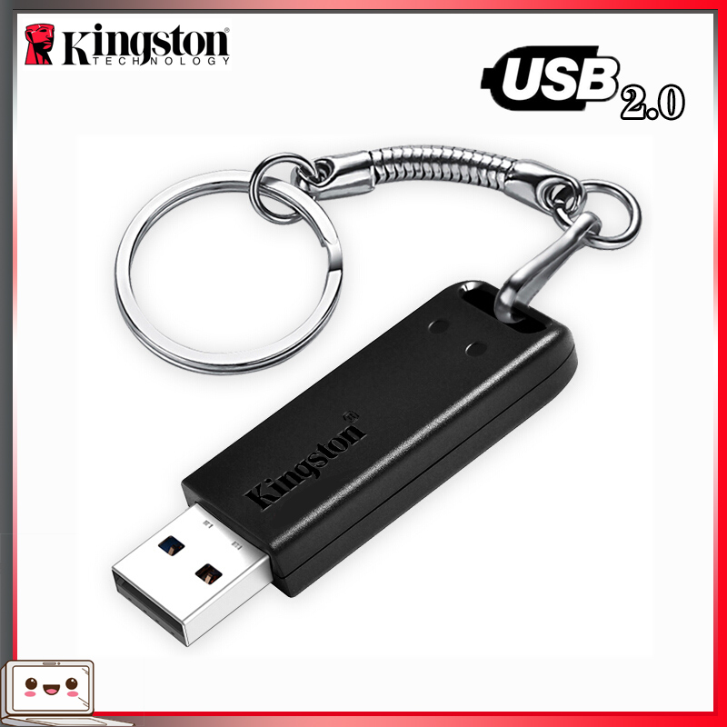 100% Original <font><b>Kingston</b></font> <font><b>USB</b></font>-Stick DataTraveler 20 флешка <font><b>32GB</b></font> 64GB Pen drive <font><b>USB</b></font> 2.0 Stick Memory Stick Flash stick image