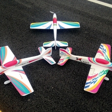 EPO самолет 3D F3A гром Радуга модель самолета на дистанционном управлении