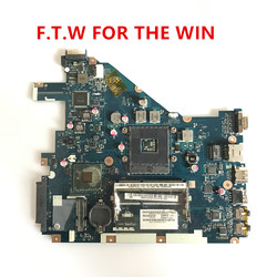 LA-6582P Para Notebook Acer aspire 5742G 5733 5742Z 5733Z 5742 Laptop Motherboard MBRJY02002 PEW71 LA-6582P HM55 UMA 4 DDR3 100% teste completo