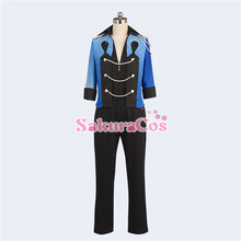 YURI!!! on ICE Dont leave me Competition suit cosplay costume Halloween unisex A