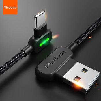 MCDODO 3m 2 4A kabel USB szybkie ładowanie telefonu komórkowego ładowarka przewód danych dla iPhone 12 11 Pro Max Xs Xr X 8 7 6s 6 Plus SE 5s ipada tanie i dobre opinie Rohs LIGHTNING CN (pochodzenie) USB A Ze wskaźnikiem LED 90 Degree USB Cable For iPhone Black Blue Red Aluminum+ Nylon