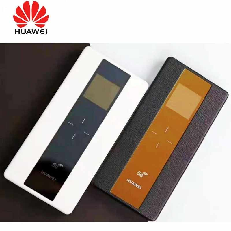 Originale Huawei 5G Mobile di WiFi Mini Tasca Hotspot Mobile 5G Router E6878-870 5G 4000Mah Batteria