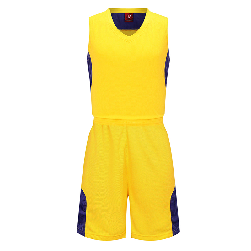Cheap College Boys Basketball Jerseys 2019 Breathable Shirts Shorts Set Men Kids Basketball Uniforms Sport Team Training Kits New Varieties Are Introduced One After Another