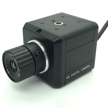 CCD DIY Hunting Night Vision Camera IR Filter OSD Menu with 25mm Lens Infrared Night Vision Industrial Camera 0.0001LUX