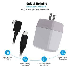 Image 5 - AC 充電器ドックベース支持充電テレビモードスイッチ HDMI USB ポート nintend スイッチ Huawei 社 P30 プロサムスン note8