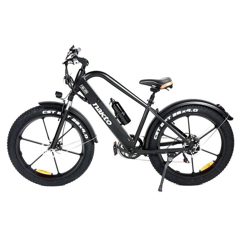 Nowy rower elektryczny 48V500W wspomagany rower górski litowo elektrycznego roweru motoroweru rower elektryczny