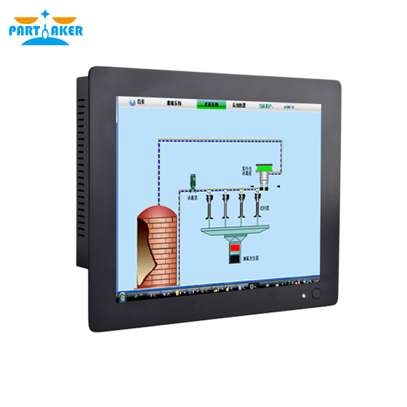 PC Touch-Screen Intel I5 I7 Industrial Windows-7/10-Linux CPU with 5-Wires Resistive