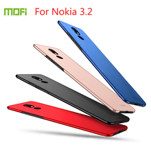 For Nokia 3.2 Case Cover MOFI Hard pc High Quality Phone Shell Fitted