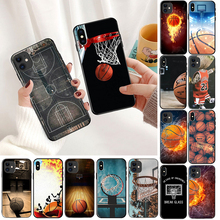 Basketball basket Colorful Cute Phone Accessories Case for A