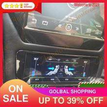 Tablero de aire acondicionado GEN 2 para Maserati GT/GC GranTurismo, reproductor Multimedia, unidad principal, medidor Digital de pantalla, Control de Color