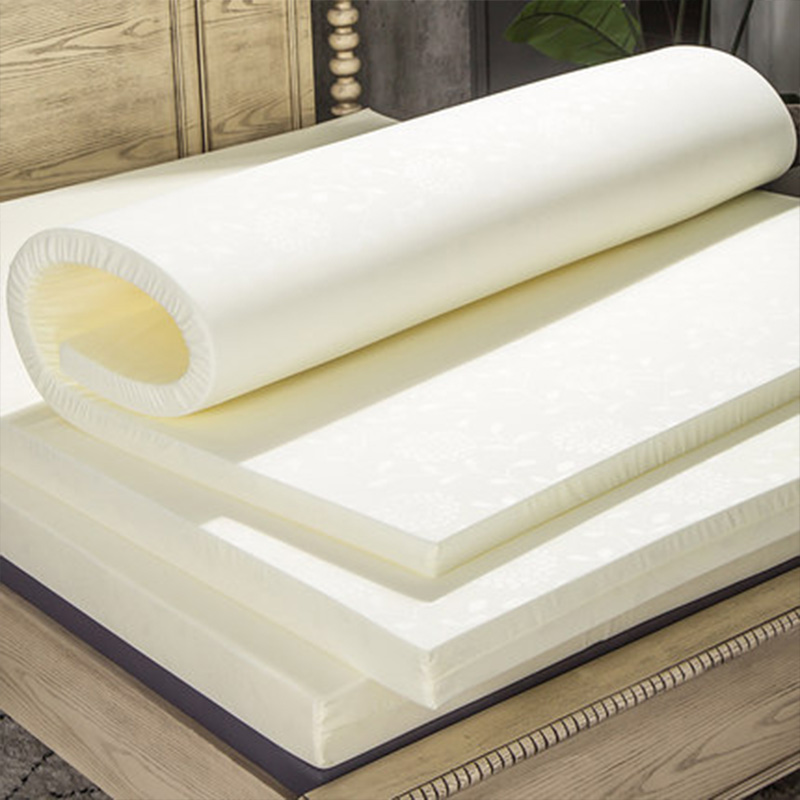 High Resilience PU Foam Sponge Mattress Single Double Bed Twin Queen Size 3CM/5CM/10CM Medium Soft Foam Mattress