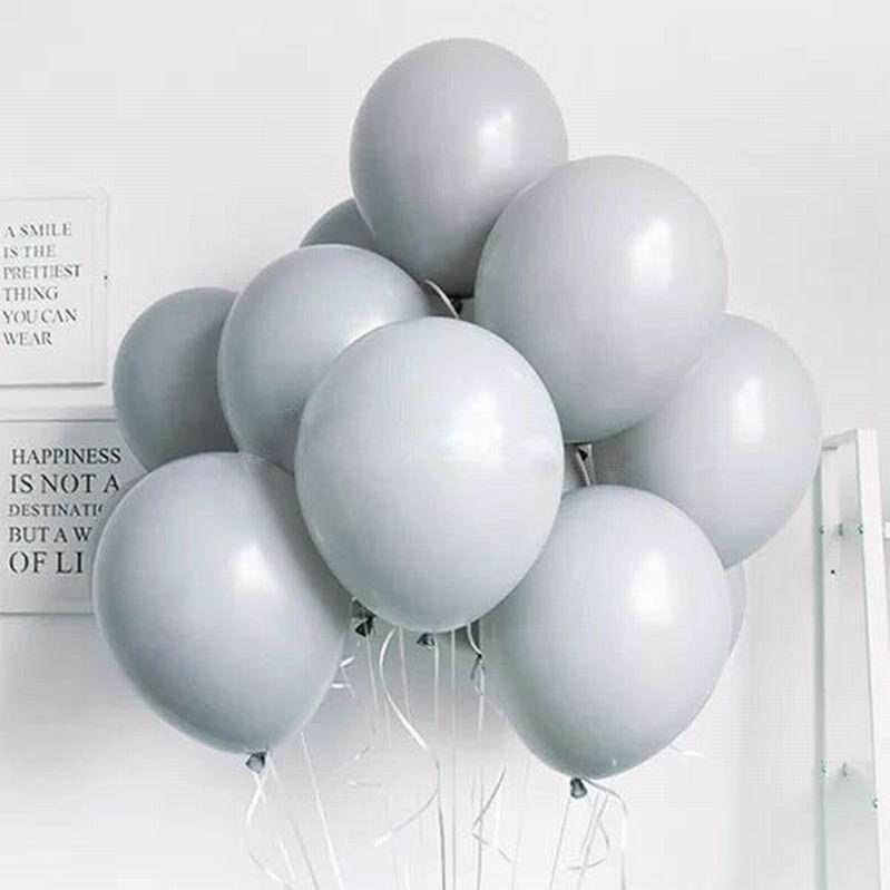 20pcs-30pcs-50pcs-5inch-10inch-Pastel-Grey-Balloons-Matte-Gray-Macaron-Balloon-Wedding-Decorations-Birthday-Party (1)