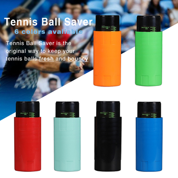 Tennis Ball Saver - Pressurized Tennis Ball Storage That Keeps Balls Bouncing Like New